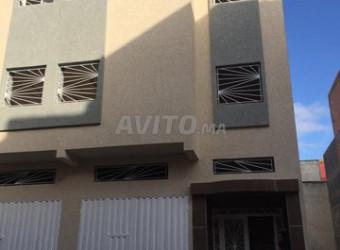 منزل فسيدي علال البحراوي m²126