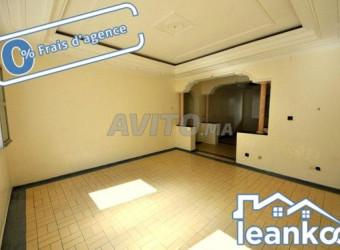 Appartement de 116 m2 Aïn Sebaâ