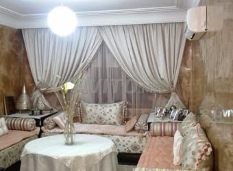 appartement 70 m2 face à la gare bouskoura