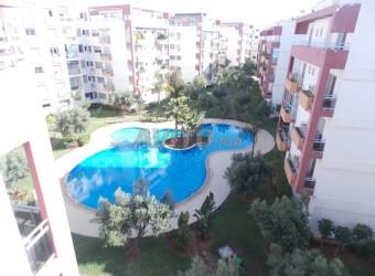 Appartement VIDE de 122 m2 résidence GALIA
