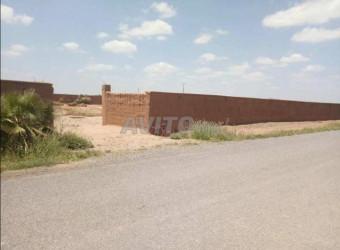 terrain 3500 m2 titré a marrakech